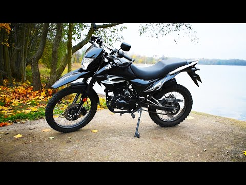 Топовый недорогой эндуро для новичков. Тест-драйв ЗИД Эндуро 250 (YX250GY-C5C). Обзор мотоцикла