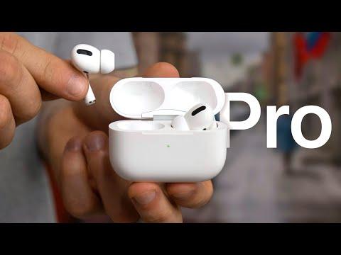 AirPods Pro в реальной жизни