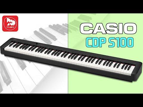 Цифровое пианино Casio CDP- S100