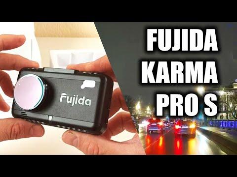 Видеорегистратор с радар-детектором: Fujida Karma PRO S обзор. Комбо-устройство Fujida 2021