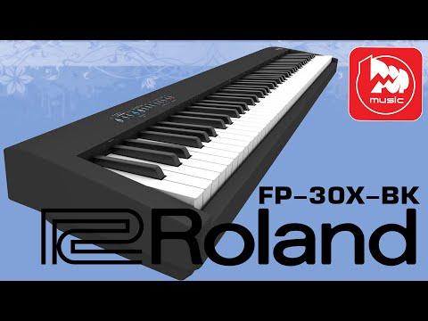 Цифровое пианино Roland FP-30X (обновленная модель 2021)