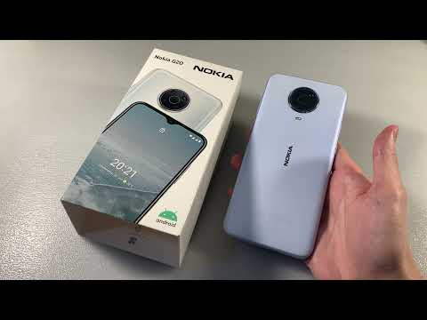 Обзор Nokia G20 (TA-1336) 4/64GB