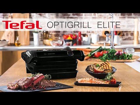 Обзор Tefal Optigrill Elite. Тест и личное мнение.