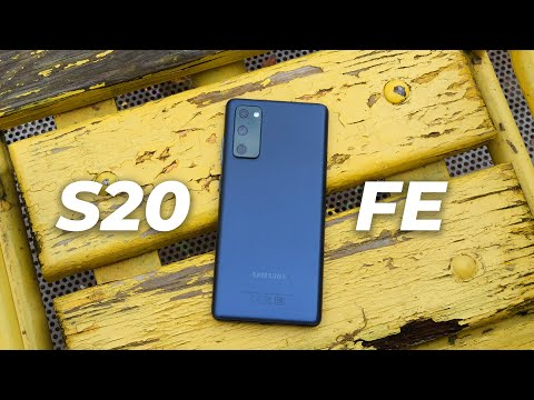 Обзор Samsung Galaxy S20 FE