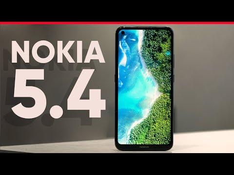 НУУ НОРМАЛЬНО! Nokia 5.4 Обзор