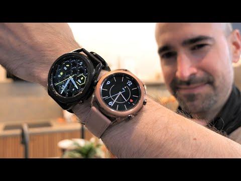 ПОДРОБНЫЙ ОБЗОР Samsung Galaxy Watch 3 И ОПЫТ ЭКСПЛУАТАЦИИ