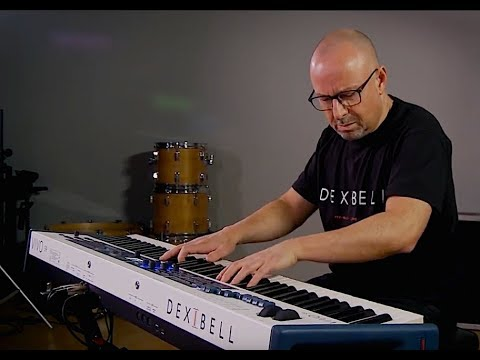 Dexibell Vivo S9 Stage Piano - All Playing, No Talking!
