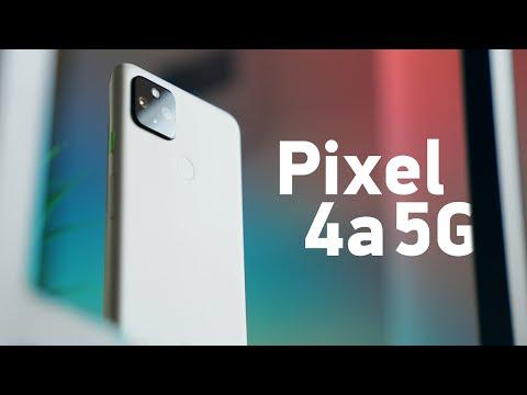 Обзор Pixel 4a 5G — Nexus вернулся!