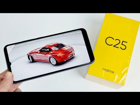 Realme C25: честный обзор!