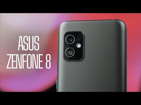 Опыт использования Asus Zenfone 8 | Snapdragon 888/16Gb/120Hz
