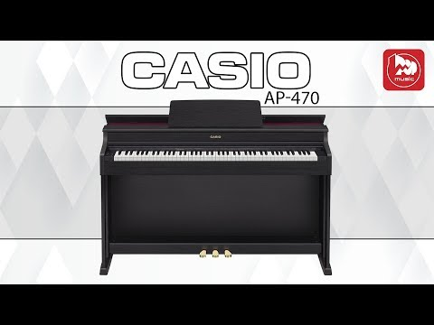 CASIO AP-470 Новое корпусное цифровое пианино CELVIANO