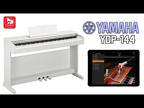 YAMAHA YDP-144 Популярное корпусное цифровое пианино
