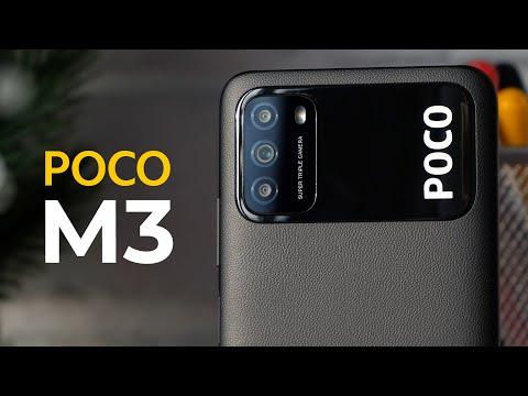 Народный смартфон? Обзор POCO M3 на Snapdragon 662 / ПОКО М3