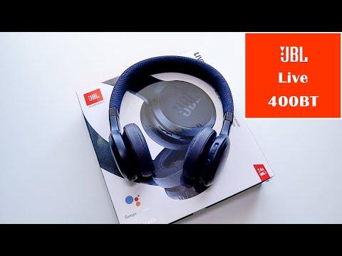 JBL Live 400BT: надежные накладные наушники, за звук которых не стыдно