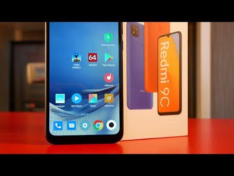 Xiaomi Redmi 9C. Обзор от / Арстайл /