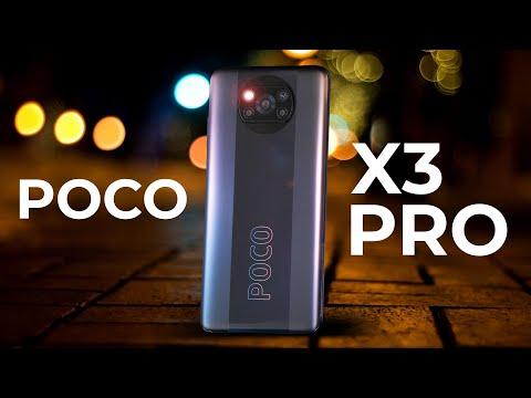 Новый ТОП за 20к рублей? POCO X3 Pro на Snapdragon 860 / ОБЗОР / Сравнение POCO X3 Pro vs X3 NFC