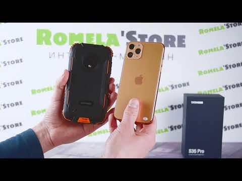 Doogee S35 Pro: Защищенный смартфон с отличными показателями!