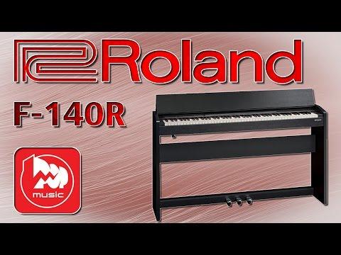ROLAND F-140R - Какое цифровое пианино купить для дома?