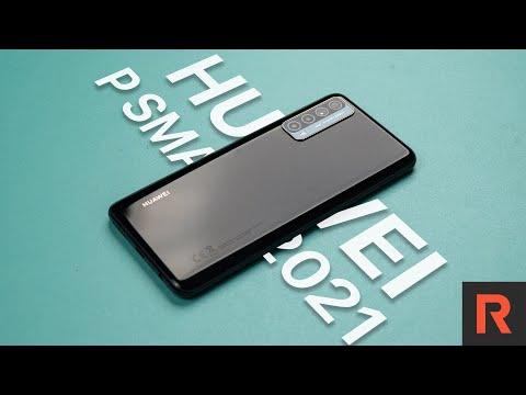 Обзор Huawei P Smart 2021 - большой бюджетник!