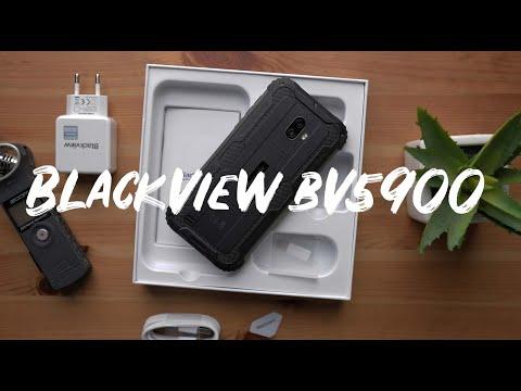 Blackview BV5900 - смартфон, которым можно колоть орехи