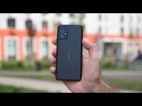 Месяц проходил с Asus Zenfone 8. Тот самый, компактный смартфон на Snapdragon 888 5G / Арстайл /