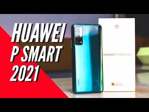ХИТ продаж HUAWEI P SMART 2021. Обзор и опыт использования