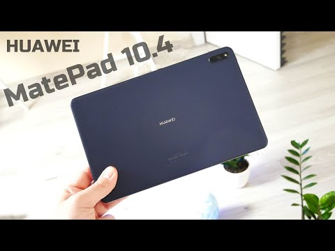 Планшет Huawei MatePad 10.4 - Обзор