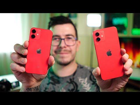 iPhone 12 mini - Он реально маленький