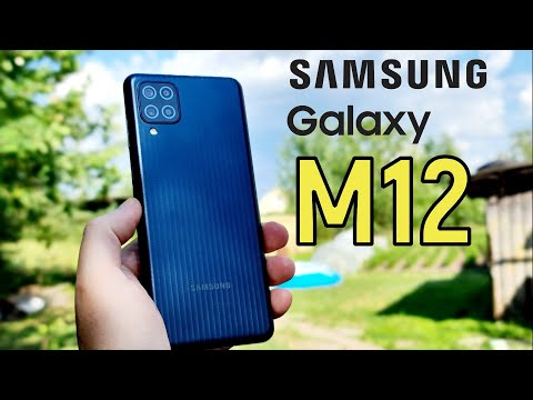 Samsung Galaxy M12: честный обзор!