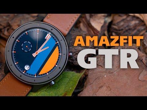 Amazfit GTR: не совсем фитнес, не совсем смарт