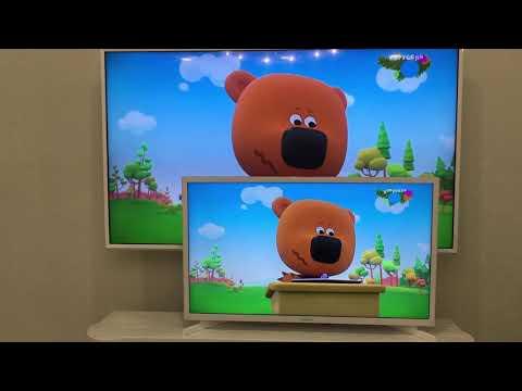 Обзор Smart телевизора Samsung UE32T4510AU 32 (2020)