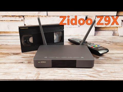 Обзор Zidoo Z9X: продвинутый 4K UHD медиаплеер для ценителей качественного видео