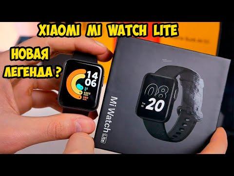 Xiaomi Mi Watch Lite обзор и опыт использования