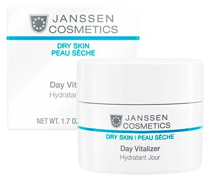 Janssen Cosmetics Dry Skin Day Vitalizer