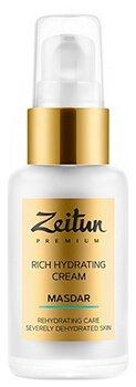 Zeitun Premium MASDAR Rich Hydrating Cream
